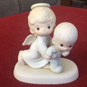 1983 Enesco  Baby's First Step Jonathan & David